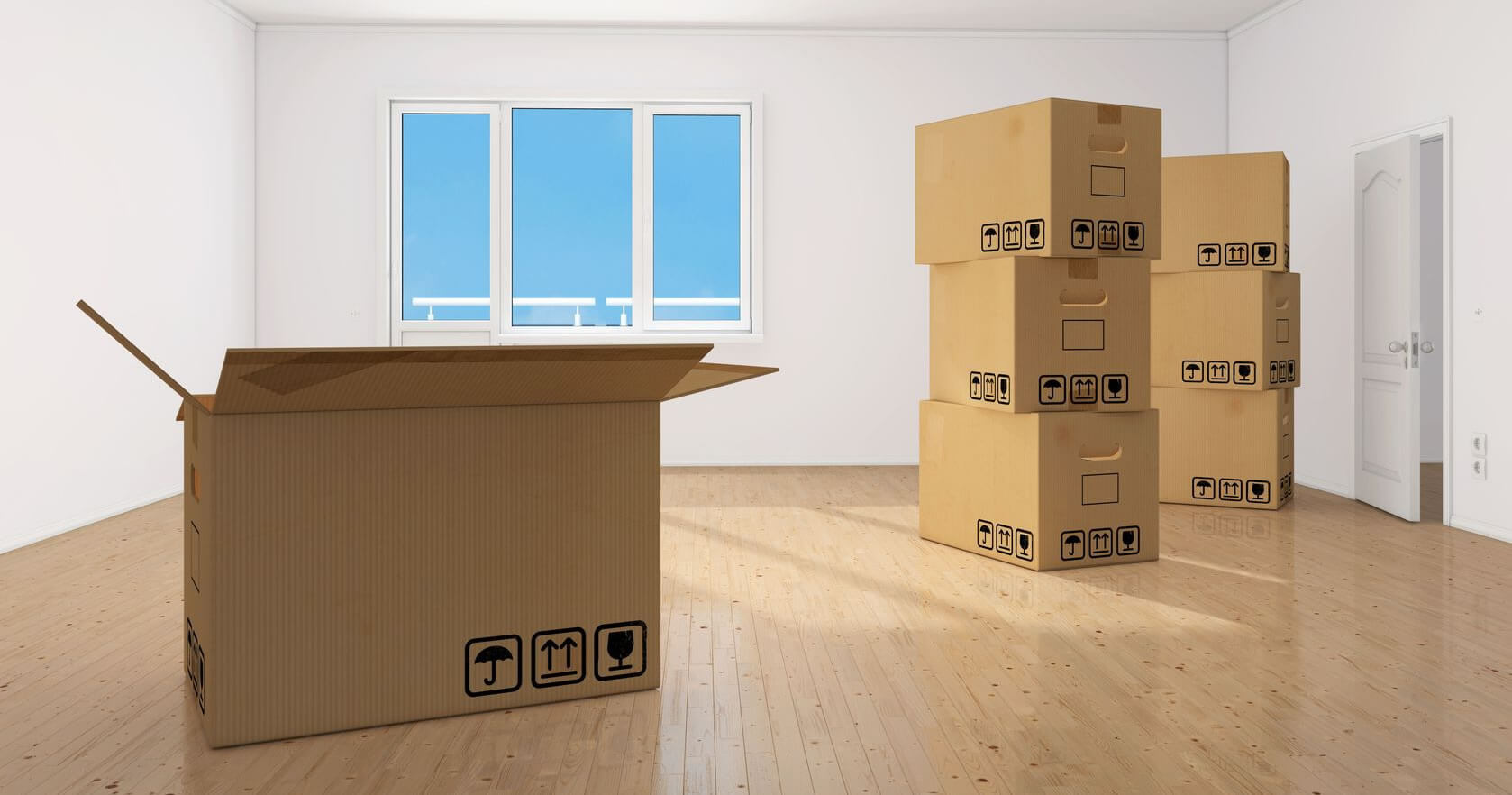 Moving In/Out Cleaning Services