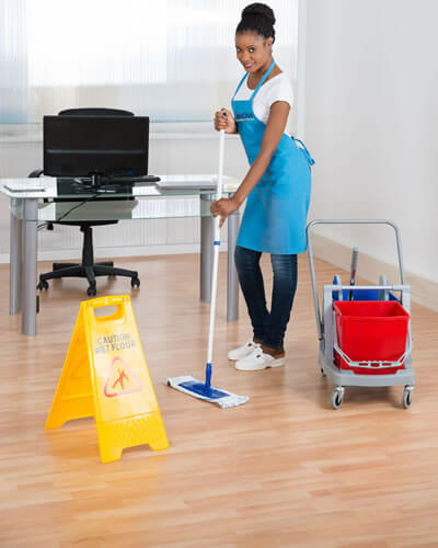 house in and service cleaning tidyplace office